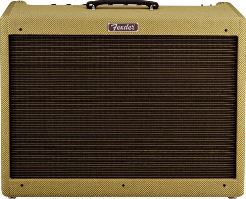 Fender Blues Deluxe Harma STR GT 6L6GC GE Smooth Sapphire Kit