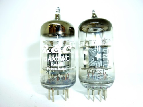 Jet City 100H LTD Relic 12AX7WC Beijing 6N4J Pre Amp Kit