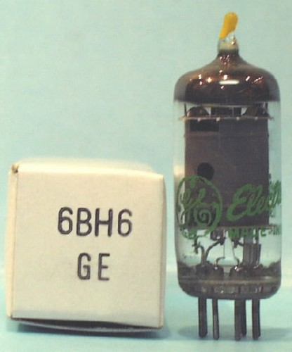 6BH6-GENERAL ELECTRIC