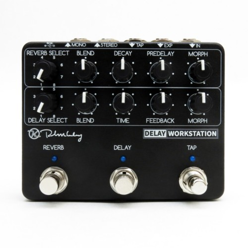 Keeley Delay Workstation signed Limited Edition