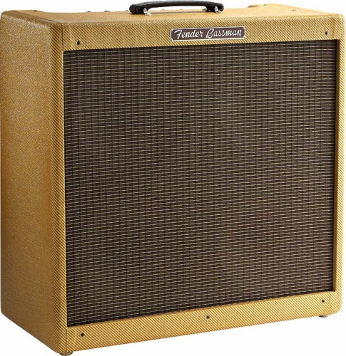 Fender Bassman 1959 Reissue Harma STR Philips WGB GZ34 Full Revalve Kit.