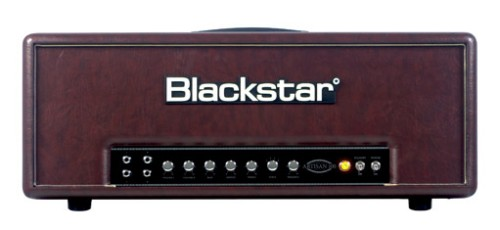 Black Star Artisan 100 Head Groove Tube EL34 Mullard Re Issue Kit