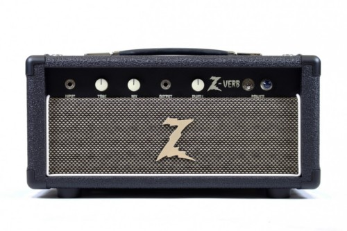 Dr Z Z Verb Reverb GE Philips USA Full Upgrade Kit