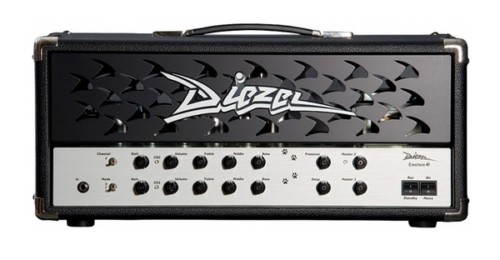 Diezel Einstein 100 Head STR Marshall EL34B Full Upgrade Kit