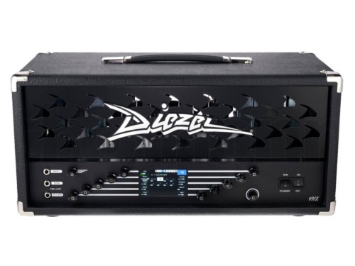 Diezel VHX Head STR Marshall EL34B Full Upgrade Kit