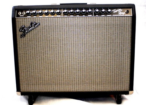 Fender Twin Reverb 94 Evil Twin Harma STR Groove Tube Super Pre 6L6GC GE RI Full Upgrade Kit