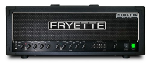 Fryette Pitbull 50CL STR Marshall EL34B Full Upgrade Kit