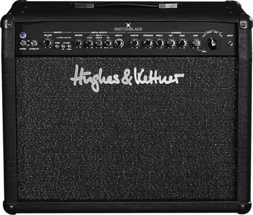 Hughes & Kettner Switchblade 50 STR Marshall EL34B Full Upgrade Kit