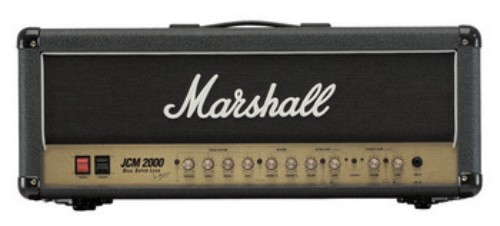 Marshall JCM 2000 DSL Series 50 watt STR Marshall EL34B Full Upgrade Kit