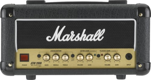 Marshall 1 Watt Series DSL 1 Classic RFT Distortion Kit Full Upgrade Kit
