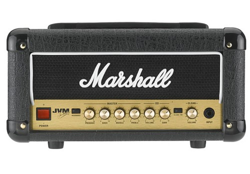 Marshall 1 Watt Series JVM 1 Classic RFT Distortion Kit Full Upgrade Kit