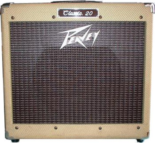 Peavey Classic 20 Harma E84L STR BT Full Upgrade Kit