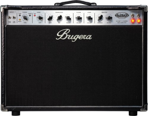 Bugera 6260 Combo STR Marshall EL34B Cryo Full Upgrade Kit