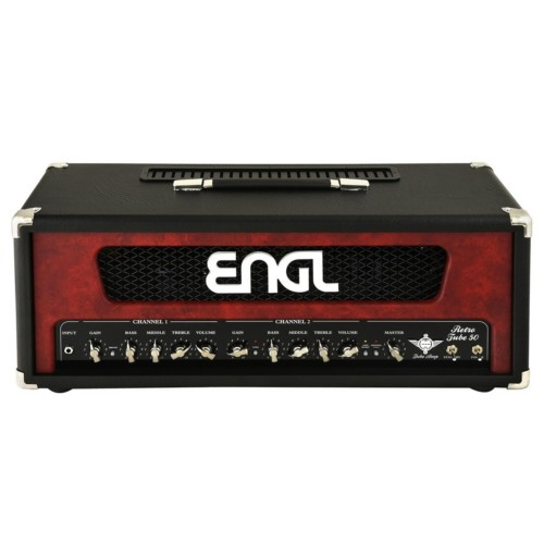 Engl Retro Tube E762 50 STR Marshall EL34B Cryo Full Upgrade Kit