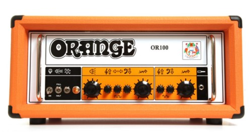 Orange OR100H STR Marshall EL34B Cryo Full Upgrade Kit