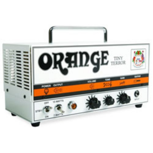 Orange Tiny Terror Classic EL84 Retro Cryo Full Upgrade Kit