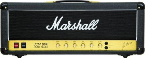 Marshall Vintage Series JCM 800 2203 100 watt head Classic EL34 Retro Cryo full upgrade kit