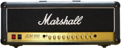 Marshall JCM 900 Series 4500 Dual Rev 50 watt Classic 5881 Cryo full upgrade kit