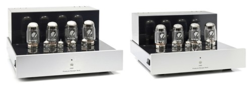 Dialogue 7 Dual Mono Block Power Amp Philips KT88 Gold Lion Upgrade Kit