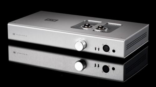 Schiit Mjolnir 2 Headphone Amplifier Philips ECC88 6BQ7A Deluxe Upgrade Kit