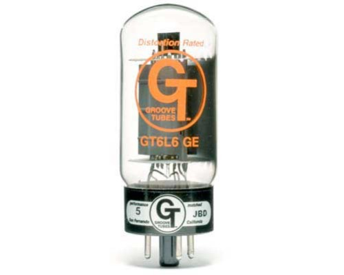 6L6GC-GROOVE TUBES GENERAL ELECTRIC RE ISSUE SUPER PREMIUM Trade 12 pieces