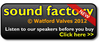 Sound factory - Listen to our speakers before you buy!